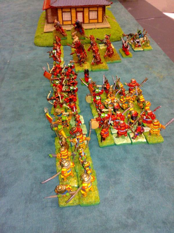 Naran a torino comics 2010 il forum di dadi piombo for Samurai torino